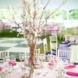 table setting alice in wonderland