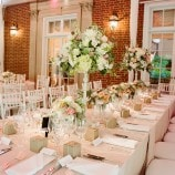 Woodend Wedding with Pink Details