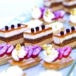 Miniature French Pastries