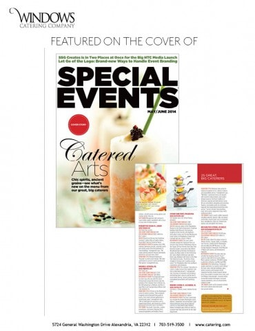 FEATURED IN_SPECIAL EVENTS_25 BIG CATERERS