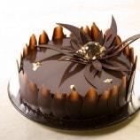 Fancy Chocolate Cake