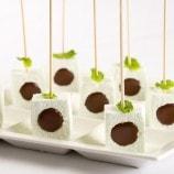 Mint marshmallows