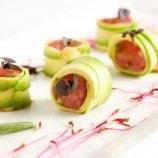 Ahi Tuna Avacado Roll