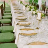 River Farm Table Setting -kb events
