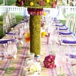 alice in wonderland long table