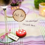 Alice in Wonderland Themed Escort Cards