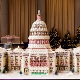 Capitol Gingerbread