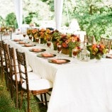 Fall Table at Glenview Mansion