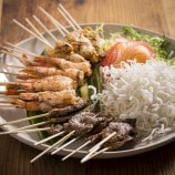 Trio of Skewers