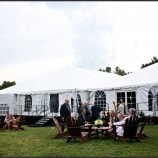 Summer Tent Wedding