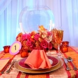 goldfish centerpiece