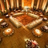 Wedding Reception at Mellon Auditorium
